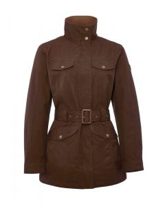 Dubarry Ladies Friel Utility Jacket Coffee Bean