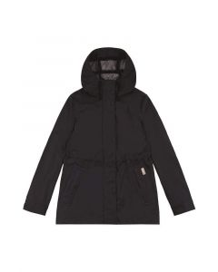Hunter Ladies Original Rubberised Jacket Navy