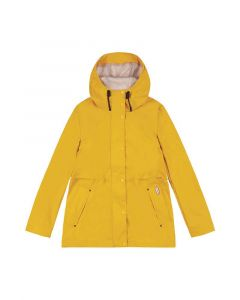 Hunter Ladies Original Rubberised Jacket Yellow
