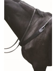 Kincade Elastic Showjumping Breastplate II Black