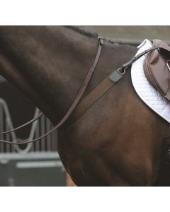 Kincade Elastic Showjumping Breastplate II Brown