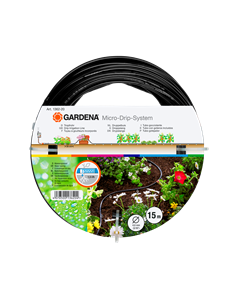 "Gardena Above Ground Drip Irrigation Line 4.6 mm (3/16"") (1362)"