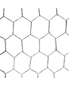 Poultry Wire Netting 1200mm X 50mm X 19G 50m