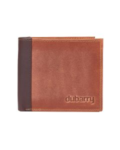 Dubarry Mens Rosmuc Leather Wallet Chestnut