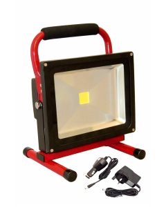 Clulite FL17 30W Cordless LED Rechargeable Floodlight