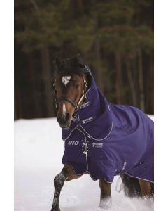 Horseware Amigo Hero ACY Plus Lite 0g Turnout Rug Atlantic Blue
