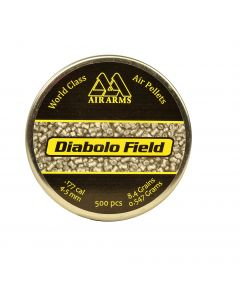 Air Arms Diabolo Field Domed Air Rifle Pellets