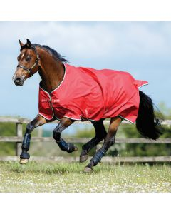 Horseware Amigo Hero 6 Lite 0g Turnout Rug Red