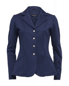 Montar Ladies Ava Competition Jacket Blue with Stone