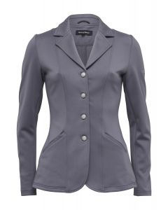 Montar Ladies Ava Competition Jacket Grey with Stone