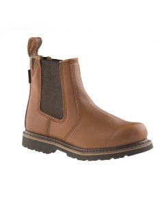 Buckler Non Safety Dealer Boot Tan B1100