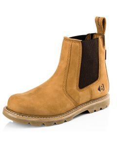 Buckler Non Safety Dealer Boot Honey B2700