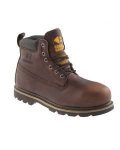 Buckler Steel Toe/Midsole Boot Brown B750SMWP