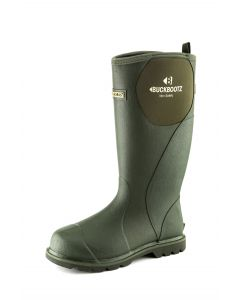 Buckler BuckBootz Non Safety Wellington Boot Olive BBZ5060