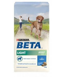 Beta Adult Light Dog Food 14kg
