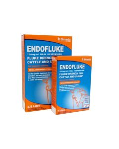 Bimeda Endofluke 10% Wormer for Cattle & Sheep - Cheshire, UK