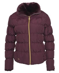 Toggi Ladies Branagh Padded Jacket Berry