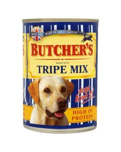 Butchers Tripe Mix Dog Food 400g Pack of 12