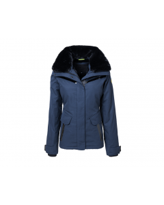 PK International Ladies Cennin Jacket Dark Night