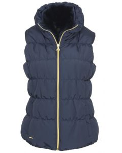 Toggi Ladies Colbert Padded Gilet Midnight Blue