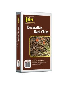 Erin Decorative Bark Chips 100L