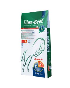 Fibre Beet Quick Soaking Conditioning Horse Feed 20kg