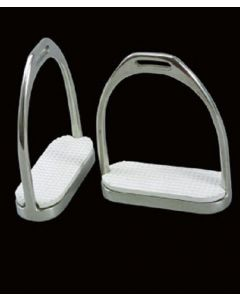 Jeffries Eldonian Fillis Stirrup with Tread