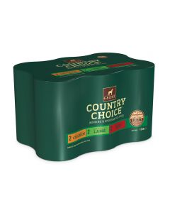 Gelert Country Choice Adult Variety Working/Sport Dog Food 1200g