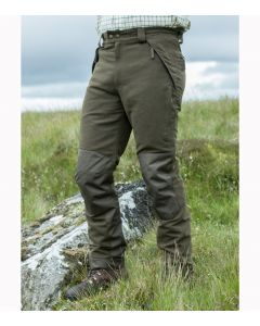 Hoggs of Fife Glenmore Waterproof Shooting Trousers Olive Green