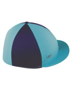 Woof Wear Riding Hat Cover Powder Blue