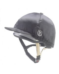 Gatehouse Hat Silk Black