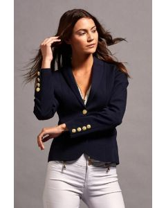Holland Cooper Ladies Sporting Jacket Navy