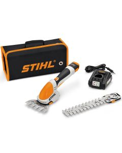 Stihl HSA25 Battery Shrub Cutter Set