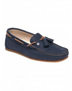 Dubarry Ladies Jamaica Loafer Navy