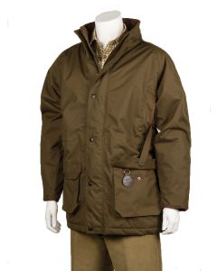 Bonart Mens Keeper Waterproof Country Jacket Green
