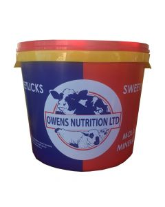 Owens Nutrition Life Guard Ewe & Lamb Feed Bucket 20Kg