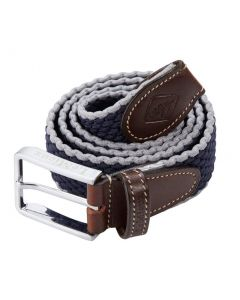 LeMieux Aspen Belt Navy/Grey