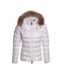 JOTT Ladies Luxe Gloss Down Jacket White