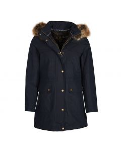 Barbour Ladies Buttermere Jacket Navy - Cheshire, UK