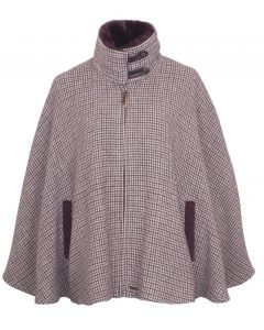 Toggi Ladies Mandeville Tweed Cape Rochester