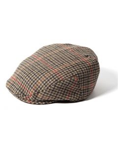 Failsworth Norwich Flat Cap Dogtooth