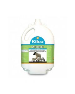 Kilco Ovithrift Sheep Conditioning Drench 2.5 litre
