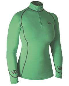 Woof Wear Performance Riding Shirt Mint