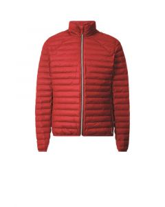 Hunter Mens Original Midlayer Jacket Military Red