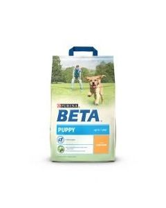 Beta Chicken Puppy Food 2.5kg