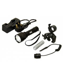 Clulite RE1-GL Red Eye Gun Light