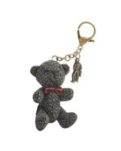 Jack Murphy Billy the Bear Keyring Winter Rust