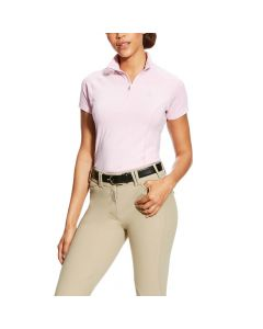 Ariat Ladies Odyssey Seamless 1/4 Zip Top