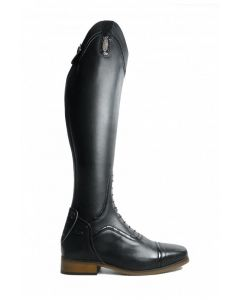 Brogini Ladies Sanremo Laced Field Riding Boots Black