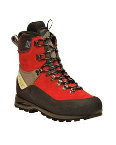 Arbortec Scafell Lite Class 2 Chainsaw Boots Red